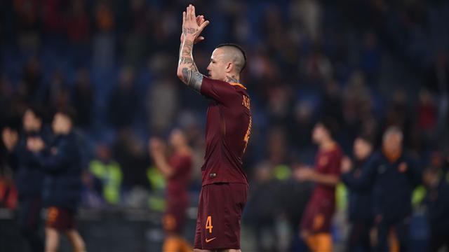 Nainggolan rinnova con la Roma fino al 2021: