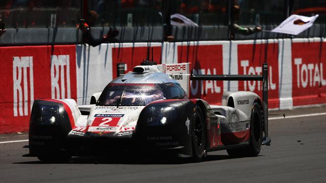 Dritter Sieg in Folge: Porsche feiert Doppelerfolg am Nürburgring