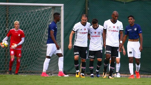 Beşiktaş'tan gollü açılış