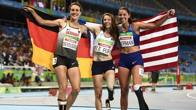 Bensusan bricht Bann: Erste deutsche Goldmedaille bei Para-WM