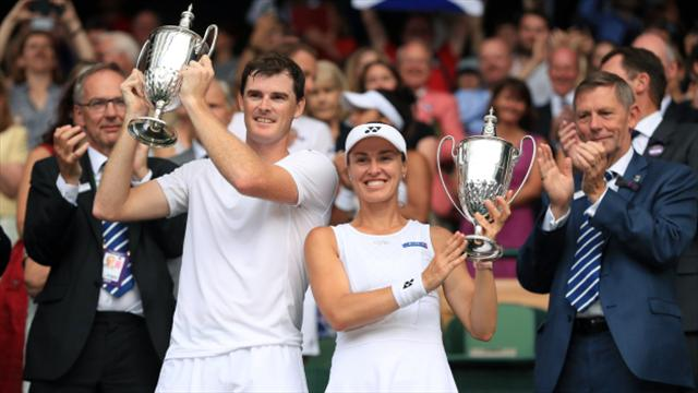 Murray would have rejected mixed doubles call from anyone other than Hingis