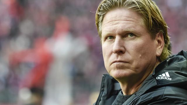"""Gisdol: """"HSV hat an Boden verloren"""""""
