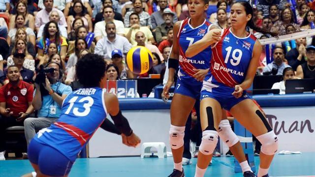 Puerto Rico gana la segunda fase del Grupo 2 del Grand Prix al vencer a Bulgaria