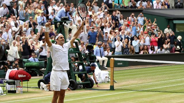 Federer Wimbledon bajnoka, Michelisz futamot nyert, Hamiltoné a Brit Nagydíj