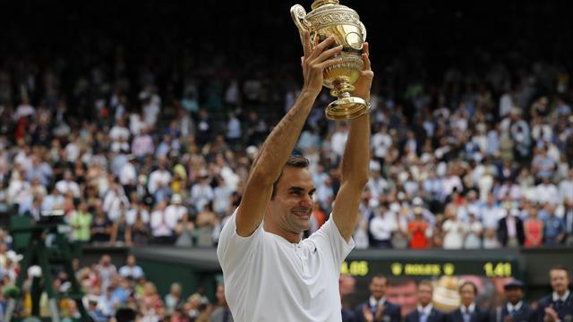 Pressestimmen zum achten Wimbledonsieg von Roger Federer (zusammengestellt vom SID)