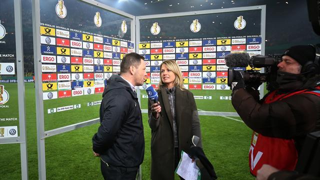 Jessy Wellmer komplettiert ARD-Moderatoren-Team für die neue Bundesliga-Saison