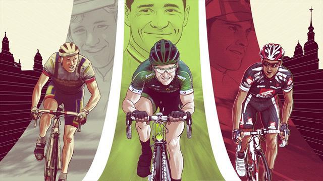 """""""Fuga dal Tour"""": quando il coraggio sfida la maglia gialla"""