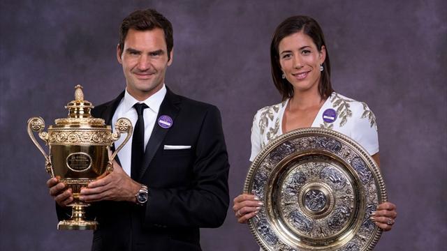 Wimbledon şampiyonlarından klasmanda hızlı yükseliş
