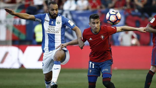 Napoli, si stringe per Berenguer: offerti 5 milioni più bonus all'Osasuna