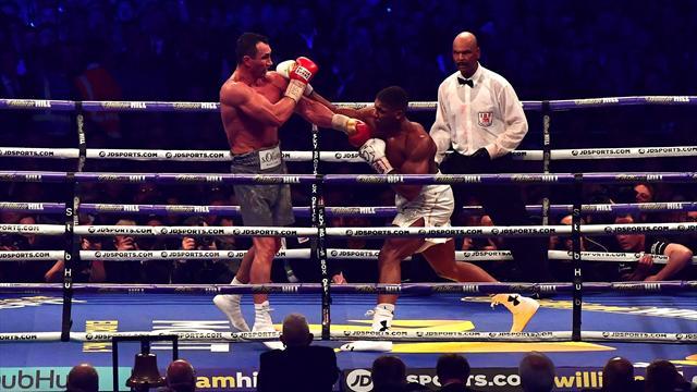 Вице-президент Showtime: «Кличко и Джошуа проведут бой-реванш в ноябре»