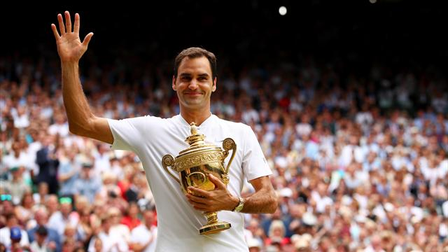 It would be gloriously fitting if Federer retires as world No 1 holding three Grand Slams