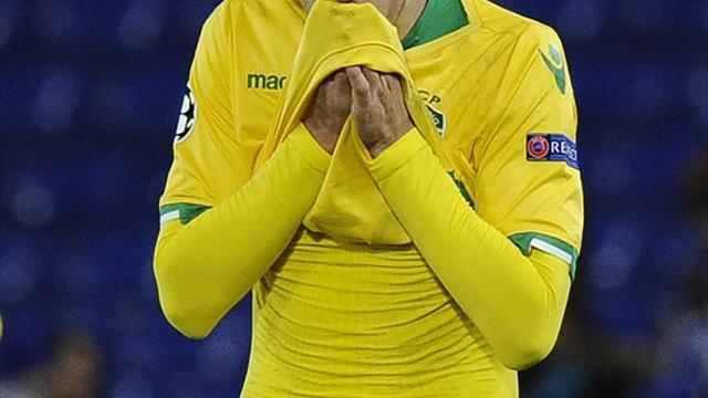 El Eibar ficha a Paulo Oliveira (Sporting de Portugal) por cuatro temporadas
