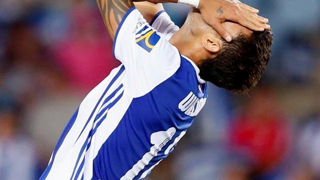 La Real juega mañana ante el Girondins de Burdeos afectada por las bajas