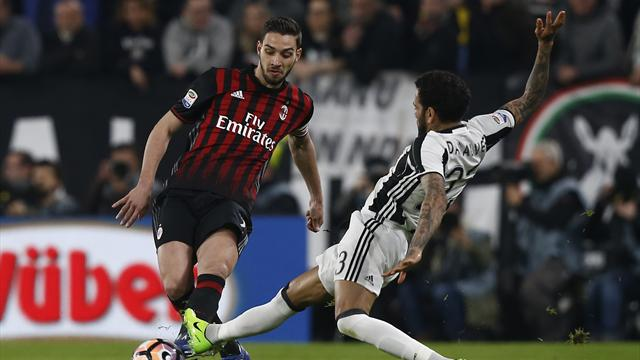 Juventus set to sign Milan full back De Sciglio