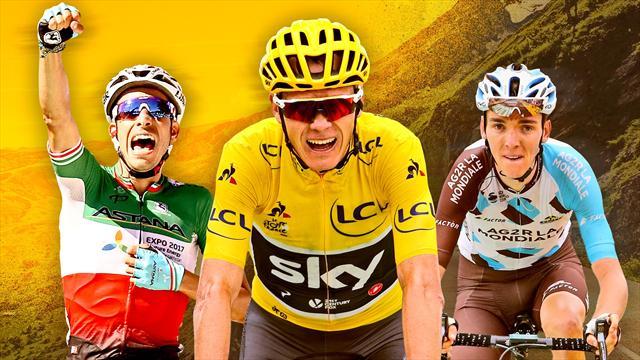 Tour de France live im TV, im Livestream und Liveticker bei Eurosport