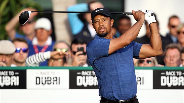 Golf: Woods fällt erstmals aus Top 1000