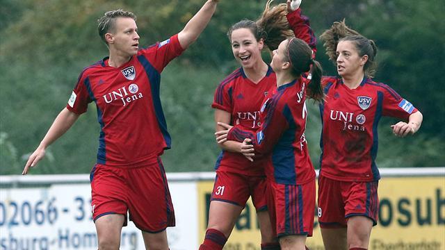 Frauen: USV Jena verpflichtet zwei neue Spielerinnen