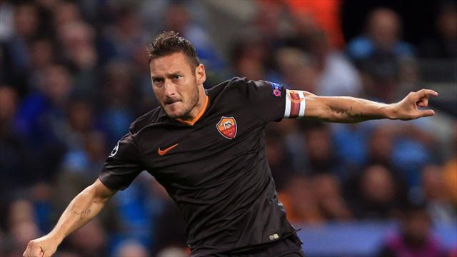 Roma - AFC Chapecoense, amichevole di solidarietà
