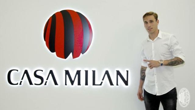 Biglia a commencé son aventure au Milan par… une belle boulette