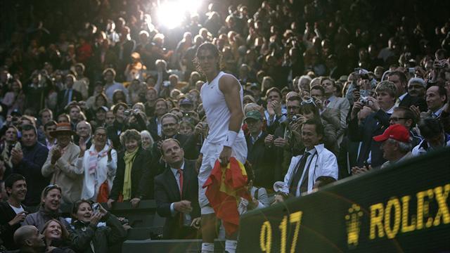 De Federer, Sampras y otros históricos momentos en Wimbledon