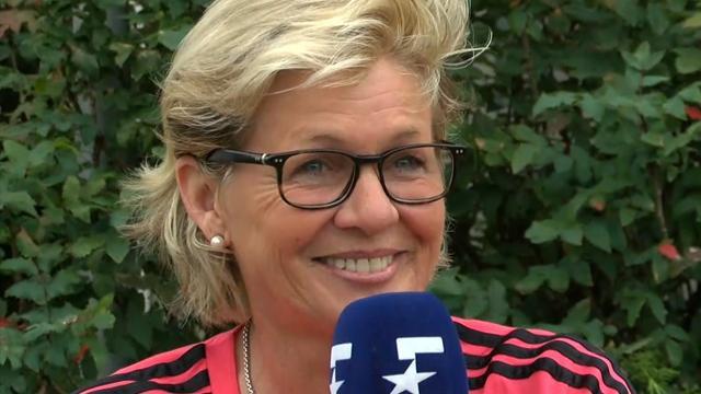 """Ex-Bundestrainerin Neid: """"Steffi hat schon einen schweren Stand"""""""