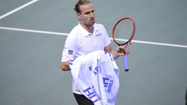 Tennis: Gojowczyk und Kamke im Achtelfinale in Newport