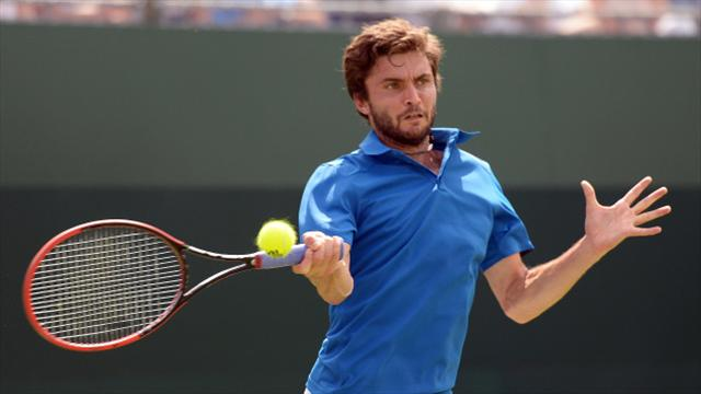 Gilles Simon loses in Croatia Open first round