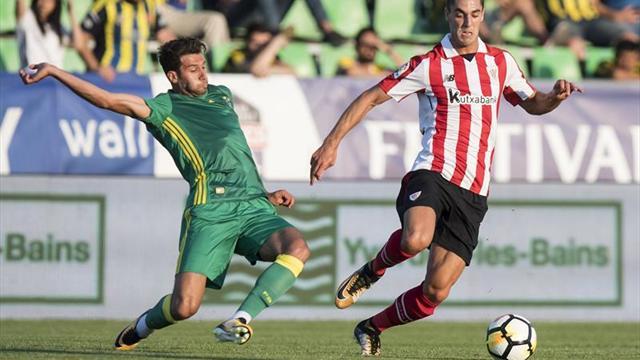 0-0. El Athletic empata sin goles con el Fenerbahce en su despedida de Suiza