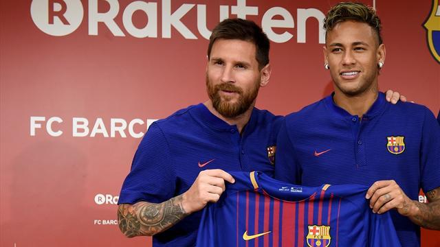 Messi chiama Neymar per convincerlo a tornare ma l'offerta del Barça non convince il PSG