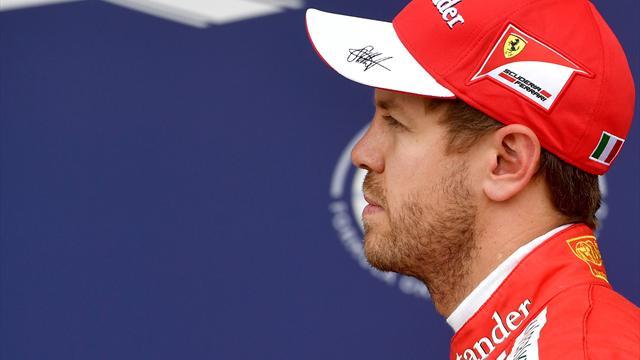 """Vettel: """"Ferrari incredibile in qualifica, ma conta la gara"""""""
