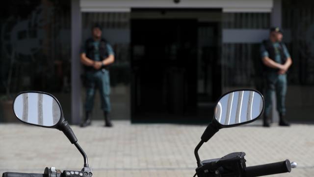 Detuvieron al presidente de la Federación Española de Fútbol por