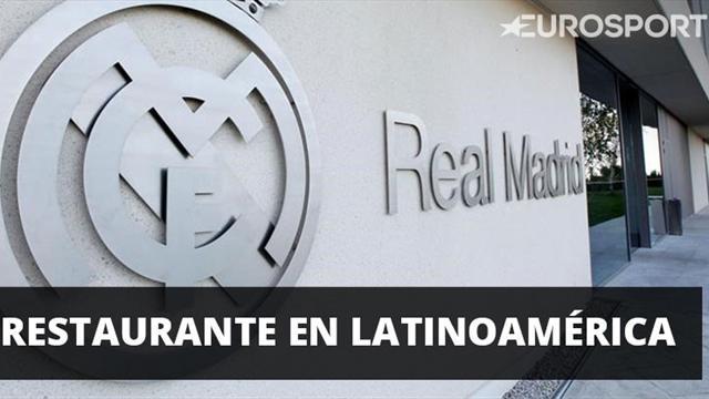 Real Madrid Café abrirá local en Lima... ¡El primero en Sudamérica!