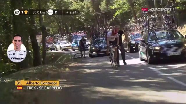 Tour de Francia 2017: Rigoberto Urán es segundo de la general