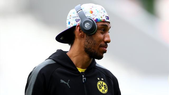 Dortmund tell Aubameyang he won't be sold