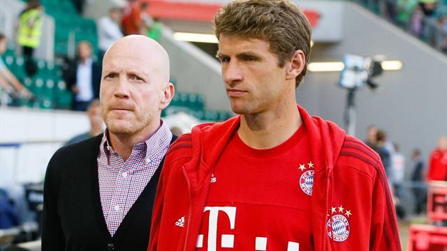 """Sammer schwärmt: """"Thomas Müller ist die Seele des FC Bayern!"""""""