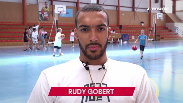 Idole de jeunesse, talent caché... L'interview vérité de Rudy Gobert