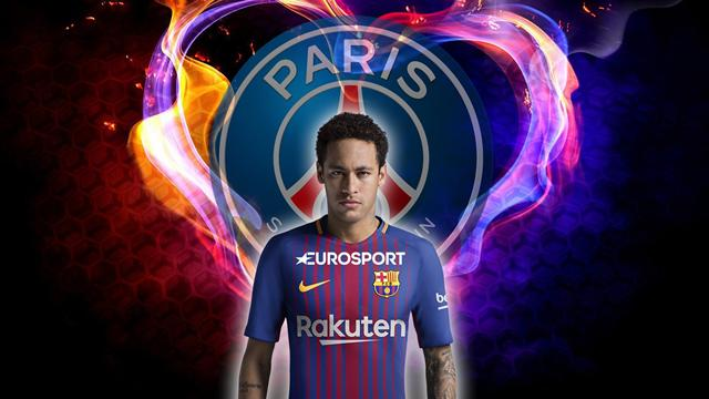 Video Euro Papers Barcelona Star Neymar Amp Paris Saint