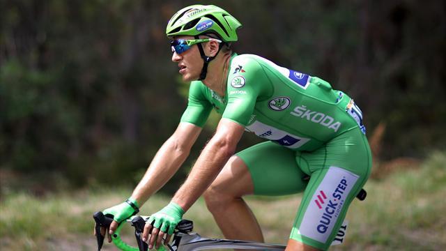 Киттель снялся с «Тур де Франс» после завала на 17-м этапе
