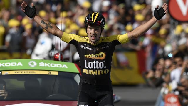 Tour de France 2017 : Résumé de la 17è étape