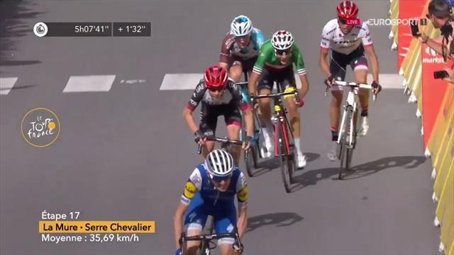 Tour de France, Edvald Boasson Hagen trionfa in fuga