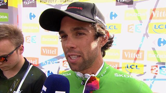 Tour de France 2017: Edvald Boasson Hagen wins stage 19