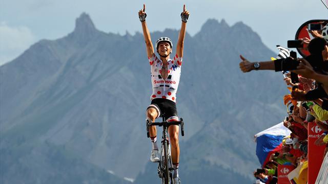 Eurosport продлил эксклюзивные права на трансляцию «Тур де Франс» до 2023 года