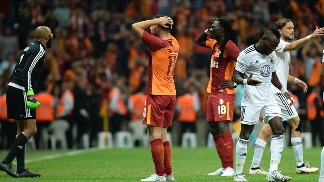 Videoton pour Bordeaux, Galatasaray éliminé