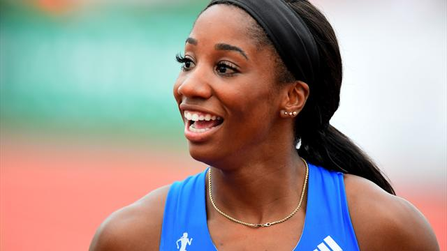 """Pour Kendra Harrison, c'est """"no limit""""... et pas que sur 100m haies"""