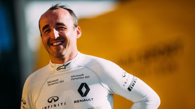 Williams : Robert Kubica a réussi ses essais