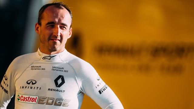 Kubica sait qu'il lui sera difficile de trouver une place de titulaire