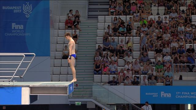 Matthew Lee's spectacular six dives seal a spot in the final