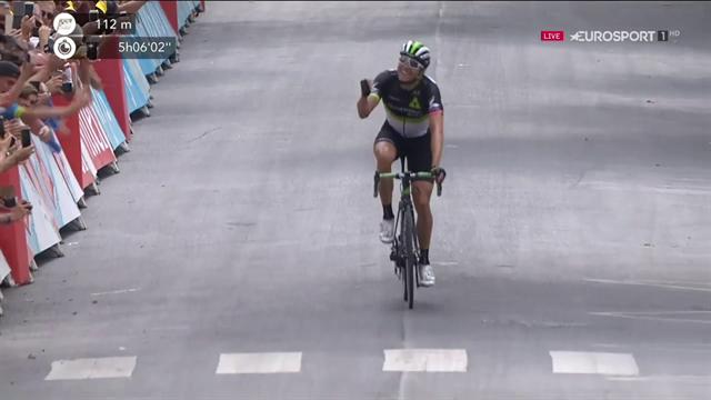 Tour de France, finalmente Boasson Hagen! Froome aspetta Parigi