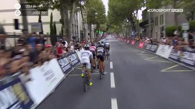 Tour de France: Edvald Boasson Hagen 6 yıllık etap galibiyeti hasretine son verdi