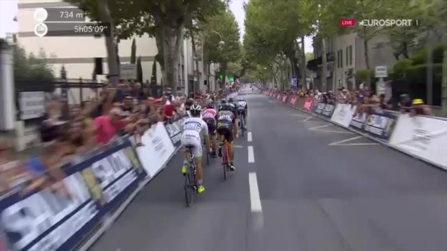 EN DIRECT. Tour de France 2017: Champagne pour Froome